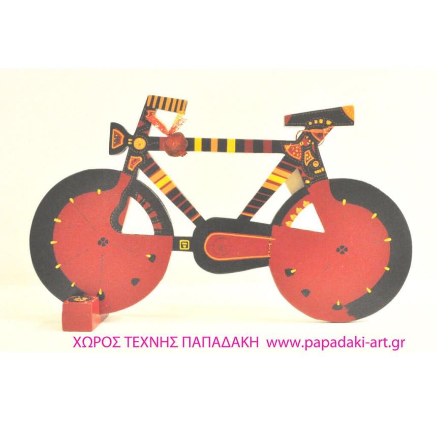 """'Bike"""" red- black"""