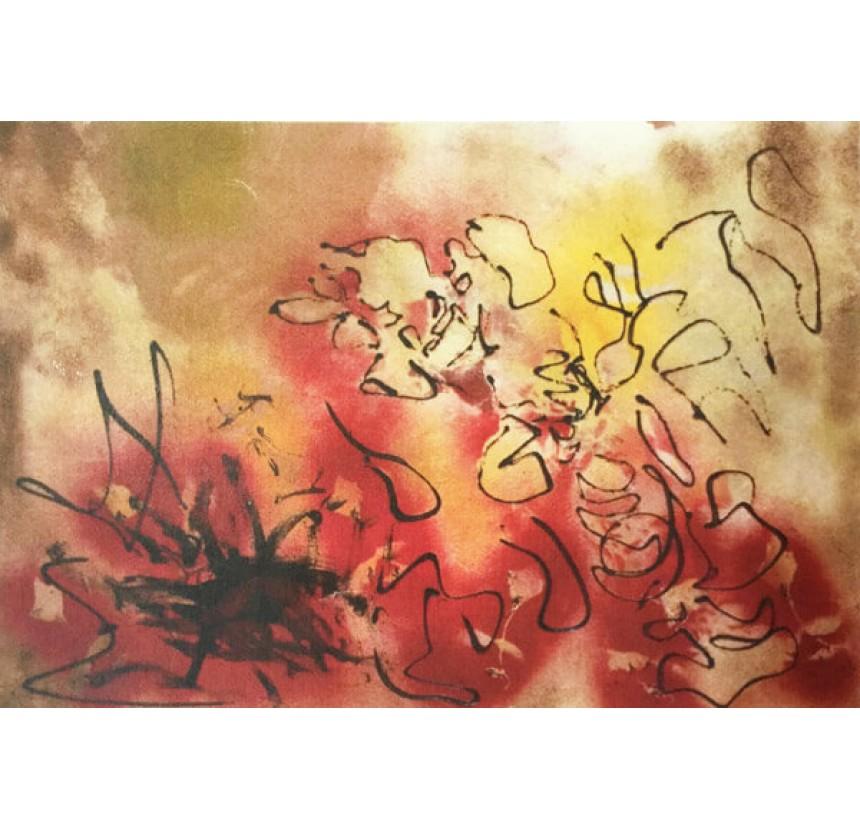 """D.Hiotopoulos - """"Silkscreen II"""""""